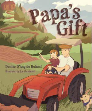 Award-Winning Children's book — Papa's Gift