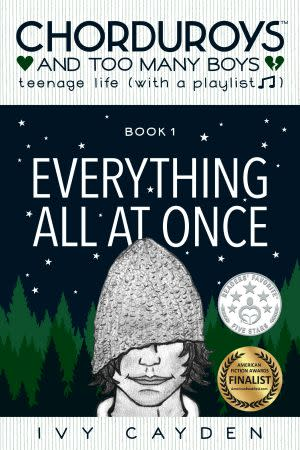 Award-Winning Children's book — Everything All At Once (Book 1 in the CHORDUROYS AND TOO MANY BOYS™ series)