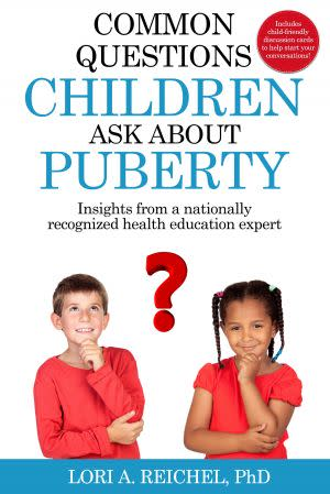 Award-Winning Children's book — Common Questions Children Ask About Puberty