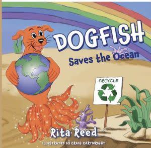 Award-Winning Children's book — Dogfish Saves the Ocean