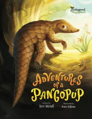 Award-Winning Children's book — Adventures of a Pangopup