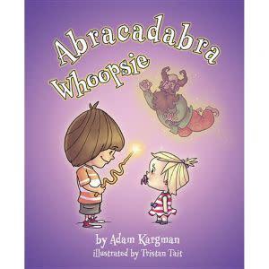 Award-Winning Children's book — Abracadabra Whoopsie