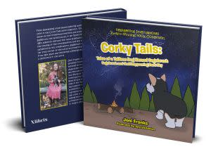 Award-Winning Children's book — Corky Tails: Tales of a Tailless Dog Named Sagebrush