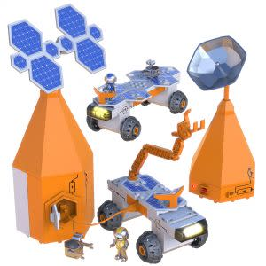 Award-Winning Children's book — Circuit Explorer