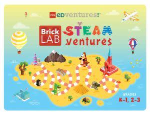 Award-Winning Children's book — BrickLAB STEAMventures