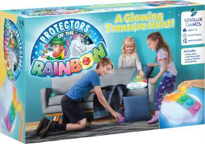 Award-Winning Children's book — Protectors of the Rainbow: an Enchanted Unicorn Kids Game and Nightlight