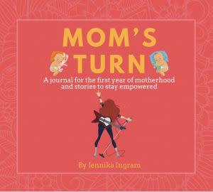 Award-Winning Children's book — Mom' s Turn