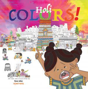 Award-Winning Children's book — Holi Colors!