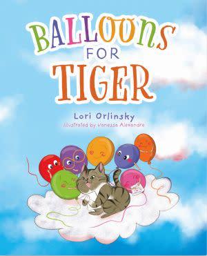 Award-Winning Children's book — Balloons for Tiger