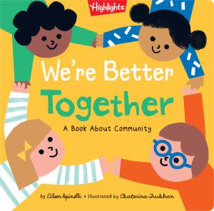 Award-Winning Children's book — We're Better Together