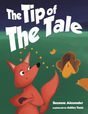 Award-Winning Children's book — The Tip of the Tale