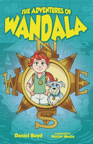 Award-Winning Children's book — The Adventures of Wandala