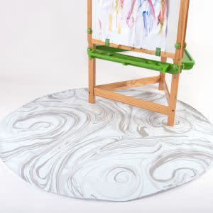Award-Winning Children's book — SplatMat High Chair and Floor Mat