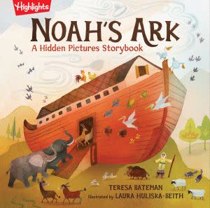 Award-Winning Children's book — Noah's Ark
