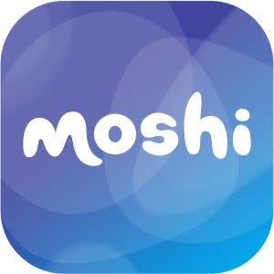 Award-Winning Children's book — Moshi: Sleep and Mindfulness