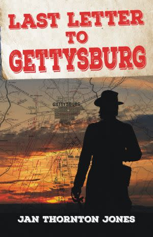 Award-Winning Children's book — Last Letter to Gettysburg
