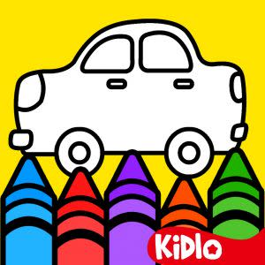 Award-Winning Children's book — Kidlo Coloring Book for Kids
