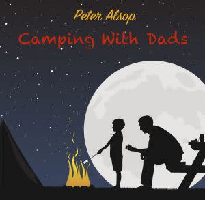 Award-Winning Children's book — Camping With Dads album