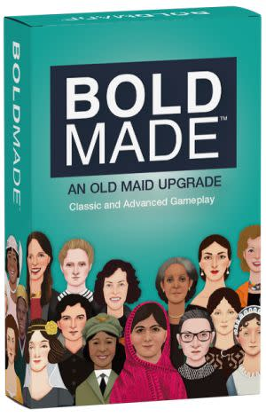 Award-Winning Children's book — Bold Made Card Game