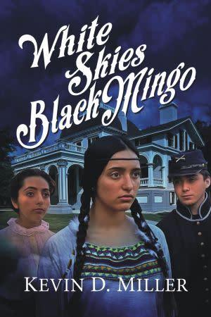 Award-Winning Children's book — White Skies Black Mingo