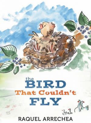 Award-Winning Children's book — The Bird That Couldn't Fly