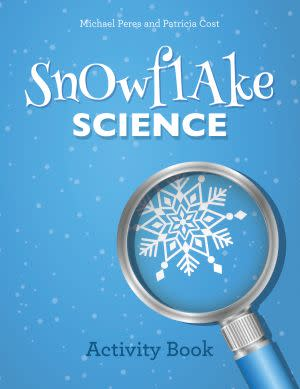 Award-Winning Children's book — Snowflake Science