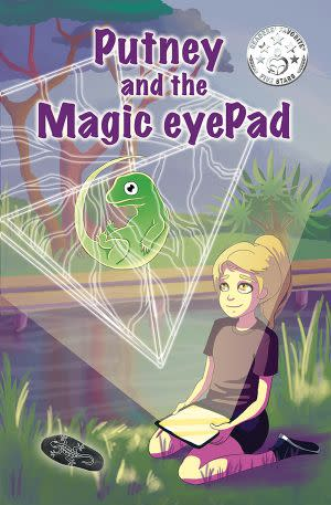Award-Winning Children's book — Putney and the Magic eyePad