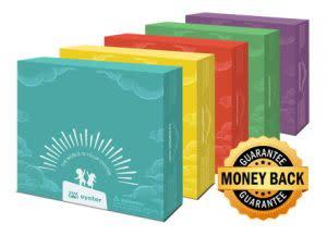 Award-Winning Children's book — Oyster kit