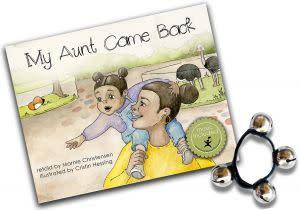 Award-Winning Children's book — My Aunt Came Back