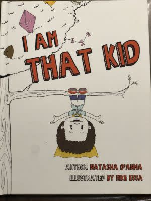Award-Winning Children's book — I Am That Kid