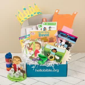 Award-Winning Children's book — HelloBible Junior
