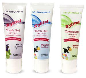 Award-Winning Children's book — Dr. Branam's Xylitol Toothpaste