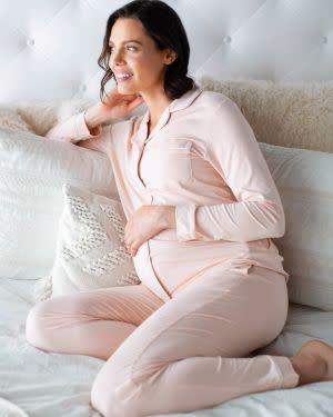 Award-Winning Children's book — Clea Bamboo Long Sleeve Classic Pajama Set