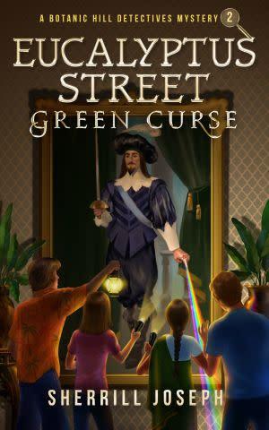 Award-Winning Children's book — Eucalyptus Street