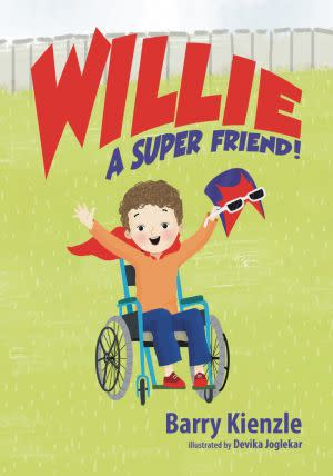 Award-Winning Children's book — Willie: A Super Friend