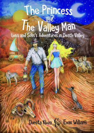 Award-Winning Children's book — The Princess and the Valley Man