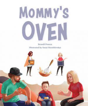 Award-Winning Children's book — Mommy's Oven