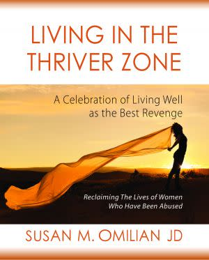 Award-Winning Children's book — Living in the Thriver Zone
