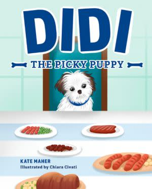 Award-Winning Children's book — Didi the Picky Puppy