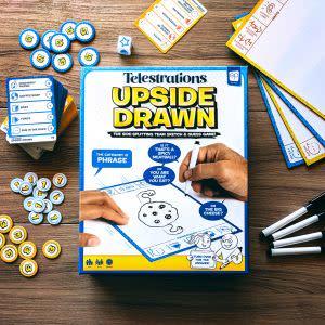 Award-Winning Children's book — Telestrations®: Upside Drawn