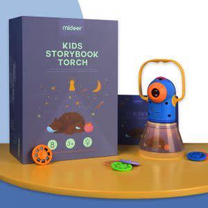 Award-Winning Children's book — KIDS STORYBOOK TORCH