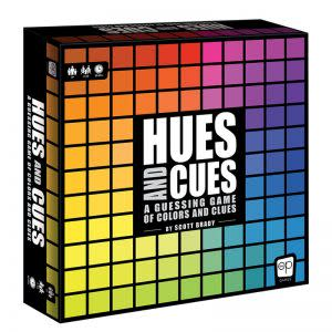 Award-Winning Children's book — Hues and Cues