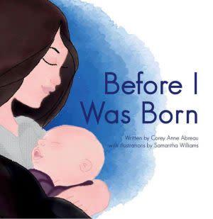 Award-Winning Children's book — Before I Was Born