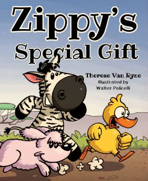 Award-Winning Children's book — Zippy's Special Gift