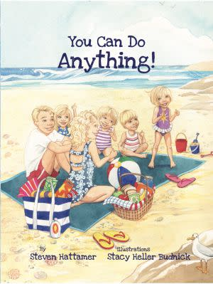Award-Winning Children's book — You Can Do Anything!