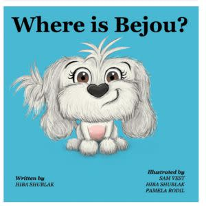 Award-Winning Children's book — Where is Bejou?