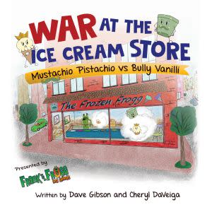 Award-Winning Children's book — War at the Ice Cream Store