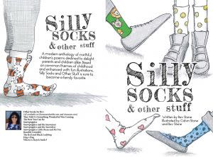 Award-Winning Children's book — Silly Socks & Other Stuff