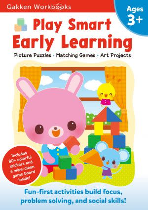 Award-Winning Children's book — Play Smart Early Learning 3+