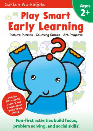 Award-Winning Children's book — Play Smart Early Learning 2+